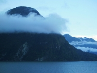 Cruising Through The Chilean Fjords